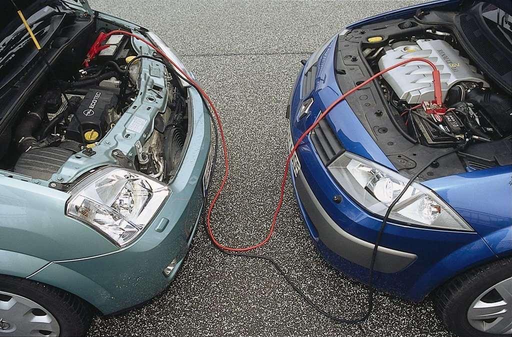 Jak poprawnie uruchomić samochód za pomocą kabli