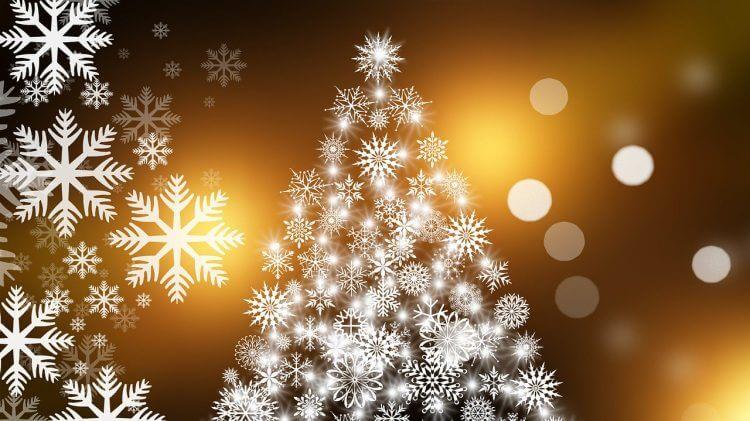 Wesołych Świąt Bożego Narodzenia!